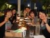 ケアンズでは、現地に留学中の元生徒さんと飲みに!