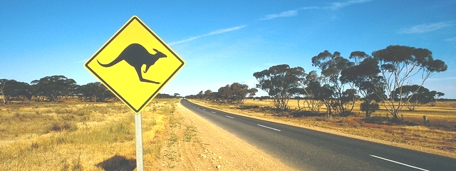 オーストラリアへ!