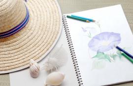 夏休みの宿題に関する小学生達の女子会