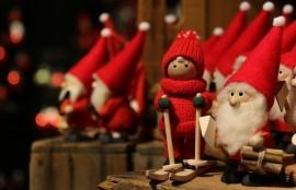 クリスマスレッスンの写真