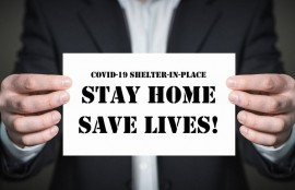 Stay Homeで!