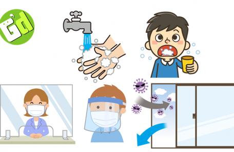 新型コロナウイルス感染拡大防止の取り組み