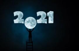新年2021年が良い一年になれ! キャンペーン